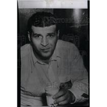1950 Press Photo Anthony Rotondo Baltimore headquarters - RRX56837
