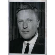 1964 Press Photo Joseph McConaty Denver Foundation Term - RRX42397