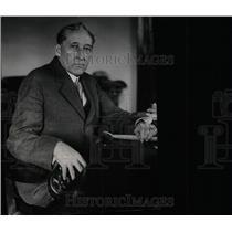 1925 Press Photo Utah Democratic Sen. William King - RRW78667