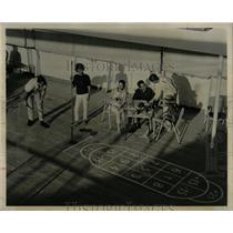 1966 Press Photo Shufflebeak White Viking Fleet game - RRW65797