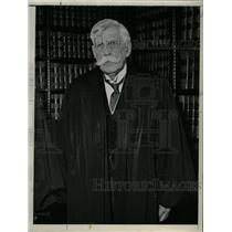 1931 Press Photo Chief Justice Oliver Wendell Holmes - RRW20717