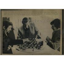 1976 Press Photo Nuerenberg Toy Fair's New Idea - RRW61207