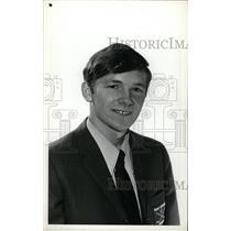 1973 Press Photo Vic Venasky Denver University ice hock - RRW73883