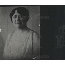 1930 Press Photo Mrs Richard Horselaugh Circle Drive - RRX87573