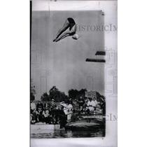 1955 Press Photo Pat McCormick Womens Diving Gold Champ - RRX38777