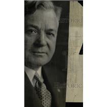 1929 Press Photo General Everson Baptist Minister - RRW76879
