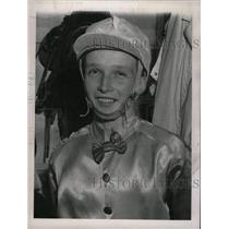 1958 Press Photo Jockey Bradley Rollins sportscaster - RRW74353
