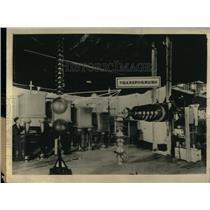 1933 Press Photo Xray Machine America Harper Hospital - RRX78699