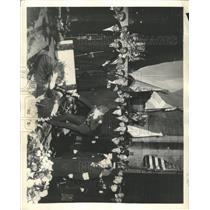 1936 Press Photo Edward Spafford National Commander USA - RRX95427