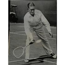 1933 Press Photo Jack Crawford Wimbledon Champ - RRW74339