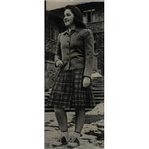1941 Press Photo Ann Whitehead, Detroit Society - RRW82109