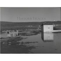 1953 Press Photo Soap Lake, Washington - spb14484