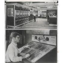 1949 Press Photo Mark III Harvard's Mechanical Brain - RRW41841