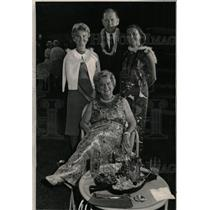 1965 Press Photo Mrs. Berneice Gates Loughridge