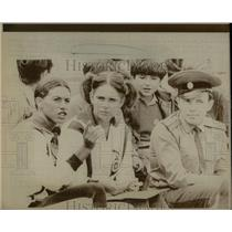1973 Press Photo World Univ Games Anva College Team - RRW91805