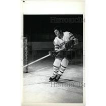 1973 Press Photo Jim Peluso Denver University ice hocke - RRW73881