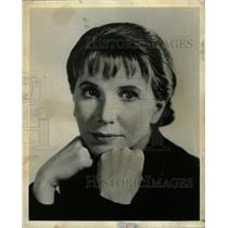 1958 Press Photo Julie Harris/Actor/Tony/Emmy Award - RRW20507