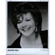 1980 Press Photo American Actress Jennifer Hart picture - RRW11935