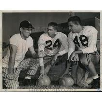 1950 Press Photo Alabama-West End- Ward Proctor, Terry Kendricks, Jerry Elliot