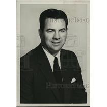 1954 Press Photo Alabama-Auburn freshman coach Dick McGowan. - abns00622