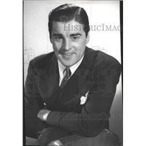 1941 Press Photo Phil Regan Chauncey Olcott Irish Sing - RRX87595