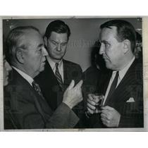 1946 Photo Daily News Political Reporter Charles Wheele - RRX05745