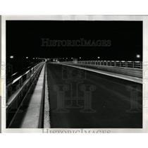 1961 Press Photo Belmont-Western Overpass Chicago