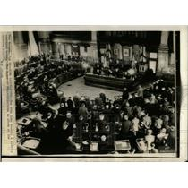 1955 Press Photo Iowa General Assembly Convenes - RRY61575