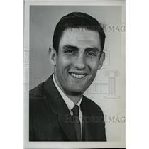 1967 Press Photo Alabama-Birmingham-Rollie Fingers, baseball player. - abns01061