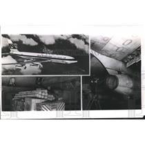 1969 Press Photo Irish International Airlines Boeing 707 - sbx07654