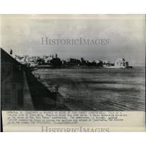 1945 Press Photo Constanta Romanian Black Sea - RRX61963