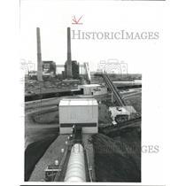 1978 Press Photo View of Houston Lighting and Power Company - hca02912