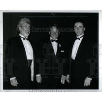 1987 Press Photo Edsel Ford Board Directors Ford Motors - RRX56405