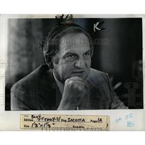 1976 Press Photo Lee Iacocca - RRW02545
