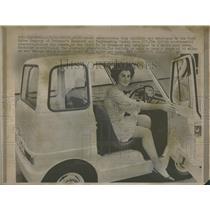 1967 Press Photo Ford Motor Company Engineering Center