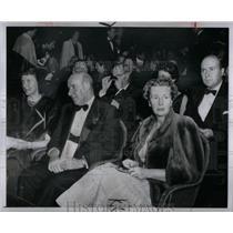 1953 Press Photo Ford Family - RRX56385