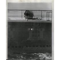 1939 Press Photo Sunk USS Squalus Bouy Deck Sculpin - RRX70141