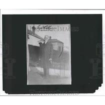 1907 Press Photo George Washington Cable in New Orleans, circa 1907