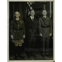 1926 Press Photo Maj Gen Summerall Appointed to War Department Command