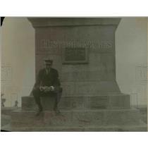 1924 Press Photo US Troops in Sydney, Austrailia - nem47740