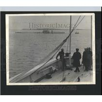 1928 Press Photo U.S. Navy submarine S-4 sink safety - RRX98859