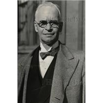 1931 Press Photo Gardiner President Navy League - RRW78909