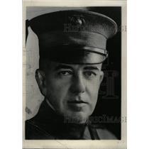 1934 Press Photo Maj Gen John D Russell US Marine Corps - RRW82395