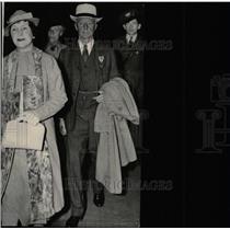 1936 Press Photo Secretary Of The Navy Charles Adams - RRW78369