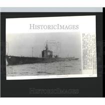 Press Photo USS Seawolf Crew Cited - RRX98709