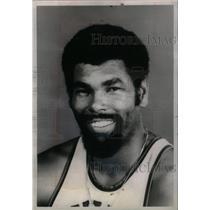1984 Press Photo Ray Scott Player Coach Detroit PIstons - RRX39131