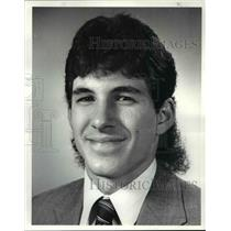 1986 Press Photo Player of the Week, Brian Furry of Fairview High baseball team