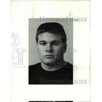 1990 Press Photo PD All Scholastic, Brian Ross, Mentor - cvb42630