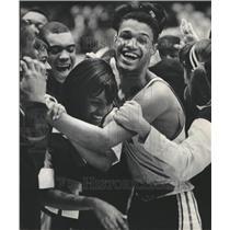 1967 Press Photo Hyde Park High School Basketball - RRW31033