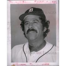 1978 Press Photo Aurelio Rodríguez Third Baseman - RRX40601